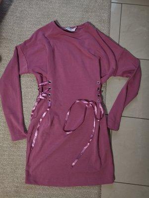 Mini Kleid Langarm