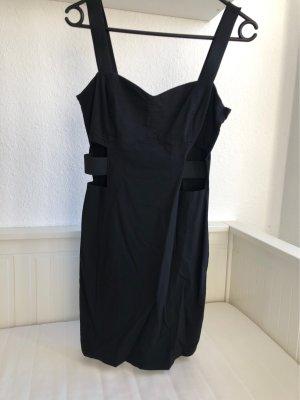 Mini Kleid mit Cut Outs