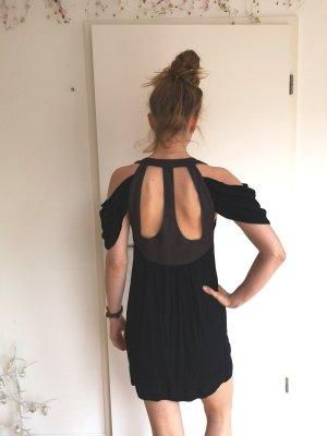 Mini Kleid mit Cut-Outs/Rückenfrei