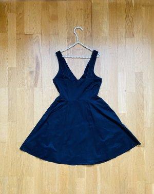 Gap Sukienka typu babydoll czarny