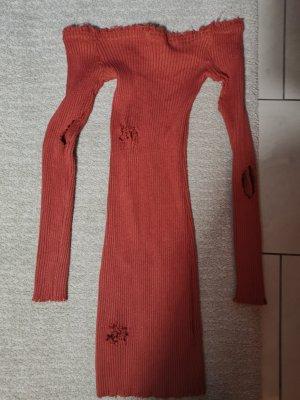 Mini Kleid mit vielen Löcher