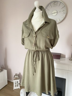 Mini Kleid / Sommerkleid / Safari