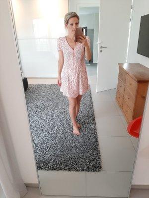 Calvin Klein Mini Abito bianco-rosso