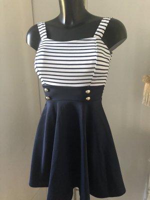 Mini-Marine-Kleid in XS