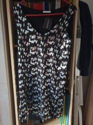 Mini Pailetten Kleidchen