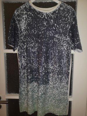 Mini Pailletten Kleid
