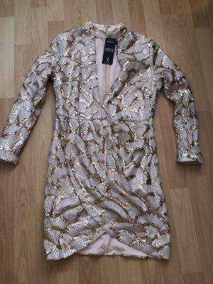Mini Pailletten Kleid. UNGETRAGEN MIT ETIKETT.