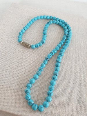 Boutique Ware Collana di perle multicolore