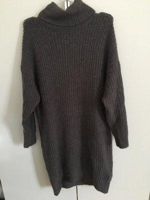 Mini Pullover-Kleid