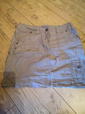Colours of the World Miniskirt grey