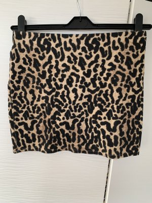 Mini Rock Animal Leoparden Print