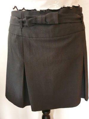 C&A Miniskirt dark grey