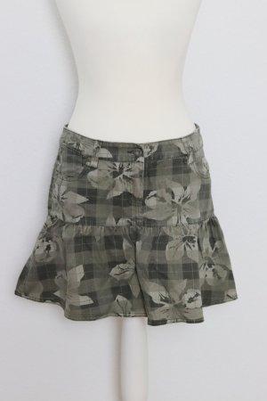 Mini Rock Gr. XS dunkelgrün Camouflage