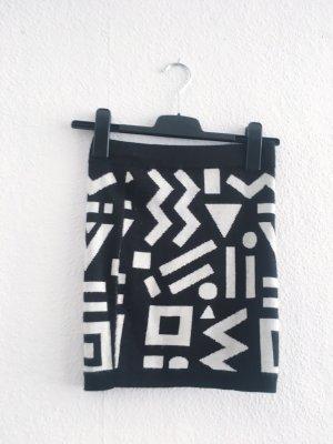 Mini Rock mit Muster von Monki