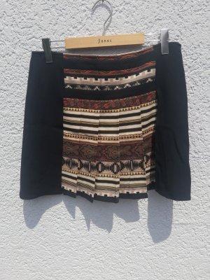 Etro Minigonna nero-marrone