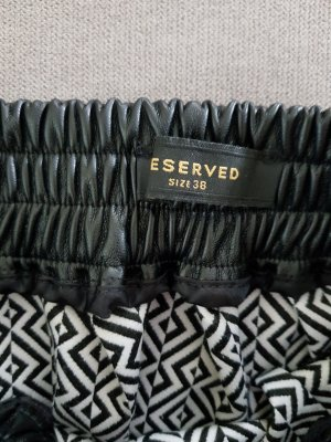 Reserved Mini rok zwart-wit