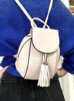 Mini Rucksack beige  neu