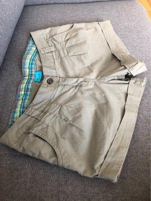 Mini Shorts, Gr.36-38, Kaki Grün