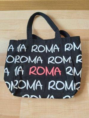 Mini Tasche mit Rom Aufschrift