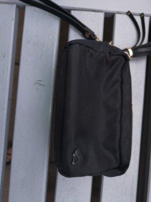 Carpisa Mini Bag black-gold-colored