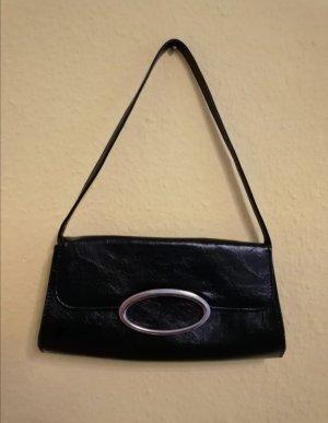 Bijou Brigitte Mini sac noir-argenté