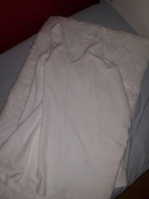 H&M Mini Dress natural white-cream