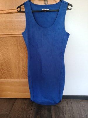 Minikleid aus Velours