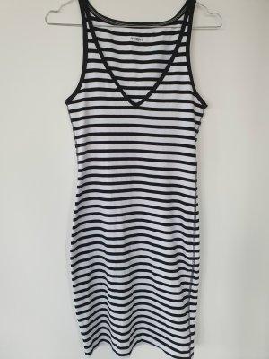 MARCCAIN Shirt Dress white-black