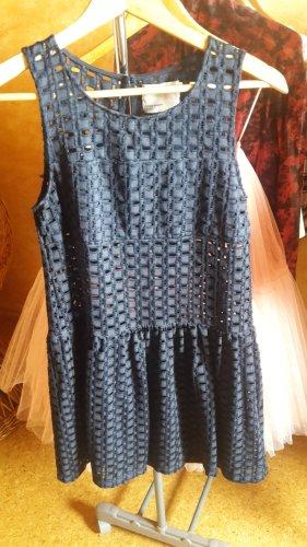 Minikleid Cut Out Sommer Kleid
