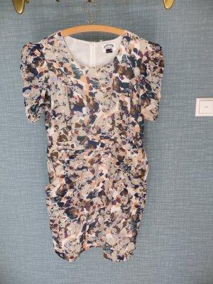 Hilfiger Denim Mini vestido multicolor Algodón