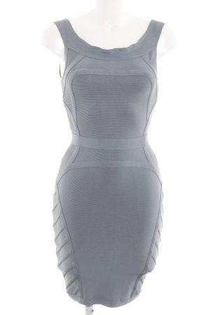 Minikleid graugrün Party-Look