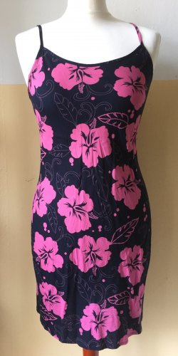 Minikleid im Hawaii-Muster, Gr.M