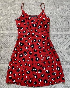 Even & Odd Mini Abito rosso