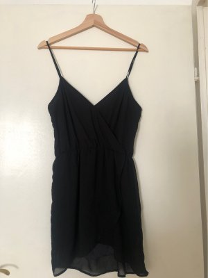 Minikleid in schwarz