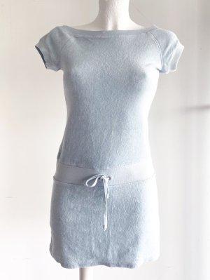 Juicy Couture Mini Dress azure cotton