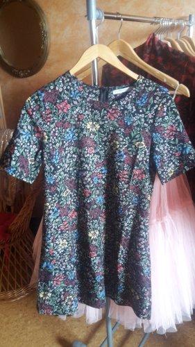 Minikleid Kleid Blumen Hippi Festival
