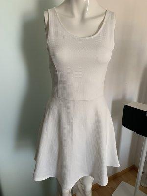 Minikleid Kleid Stretch Gr 34 36 XS von H&M