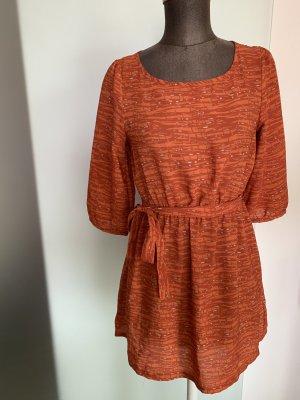 Minikleid Kleid Tunika Gr 36 S von H&M