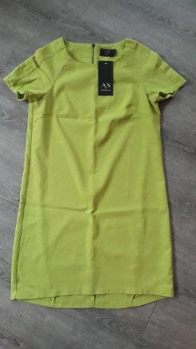 AX Paris Robe à manches courtes multicolore coton