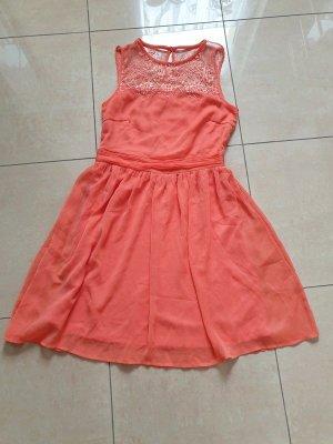 Minikleid kurzes Kleid Vila Gr. XS (34) €40 Spitze Sommerkleid