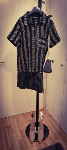 Minikleid Material Mix Zara