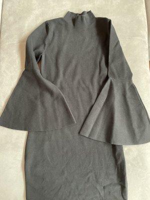 Milly Mini Dress black viscose