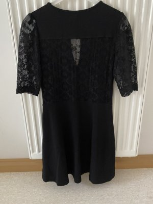 French Connection Lace Dress black