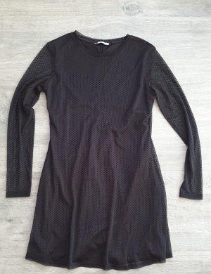 Stradivarius Sukienka mini czarny