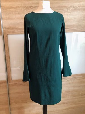 Vila Mini Dress dark green-forest green