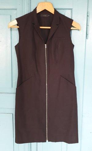 Minikleid mit Zipper von COS