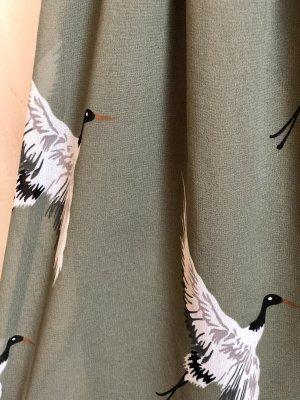 Minikleid ONLY~ Kranich Print
