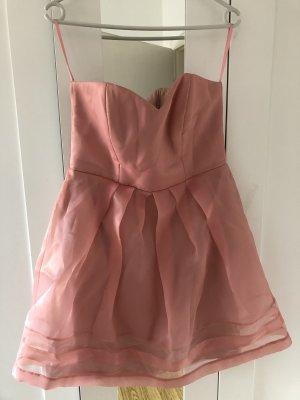 Minikleid rosa