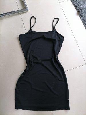 Minikleid S schwarz