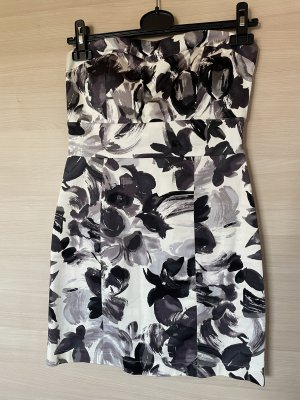 Forever 21 Bustier Dress multicolored